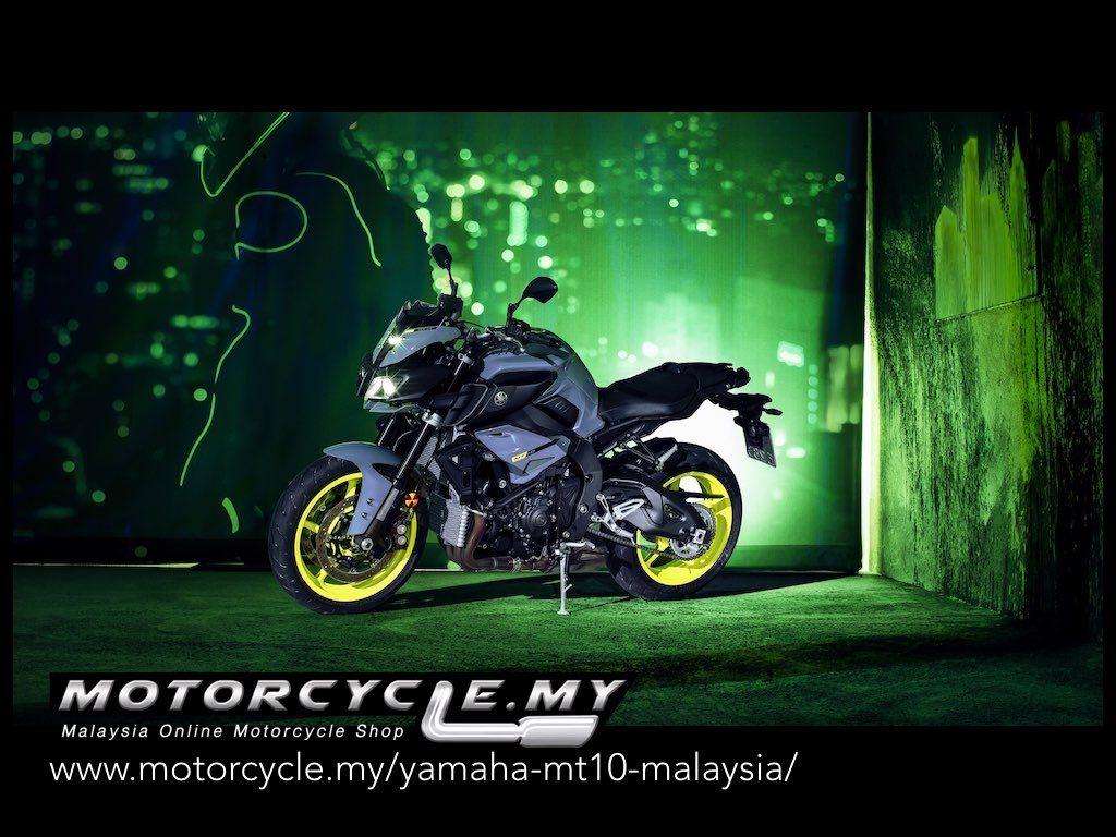 Yamaha mt10 malaysia prices for Yamaha mt10 price