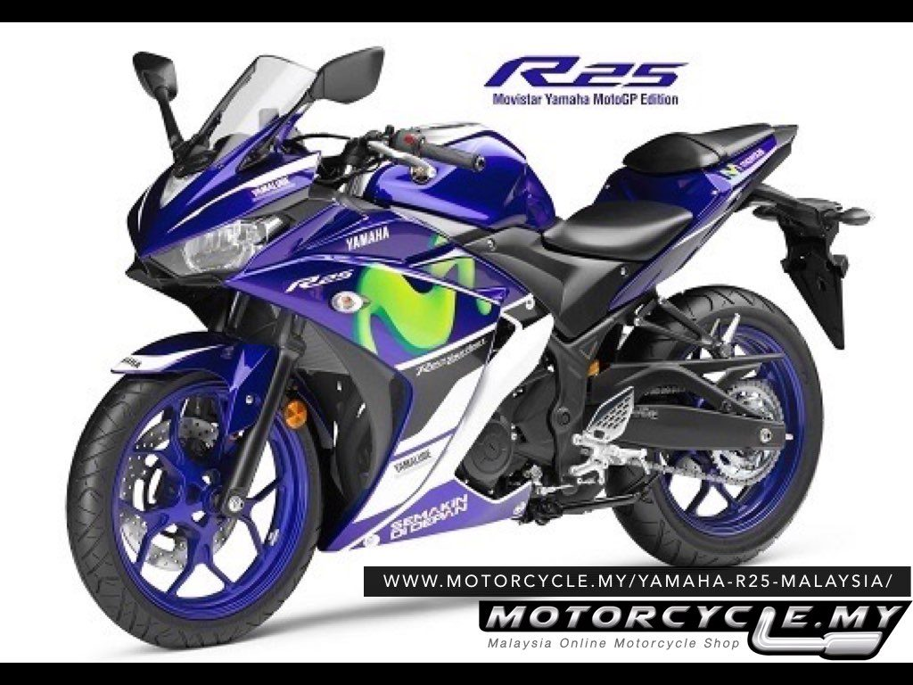 Yamaha R25 Malaysia Buy R25 Now Motorcycle My
