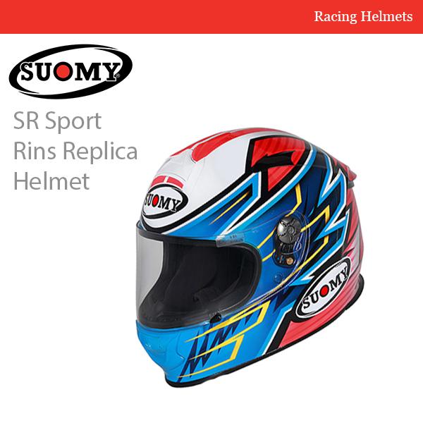 SUOMY SR Sport Rins Replica Helmet Malaysia