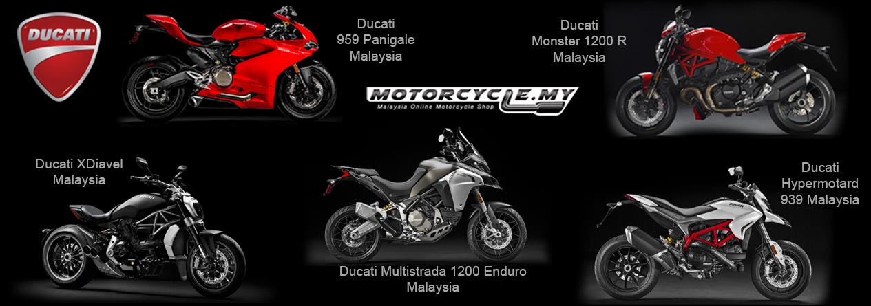 ducati malaysia 2016 launch