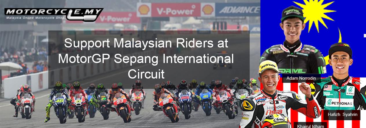 motorgp malaysian riders