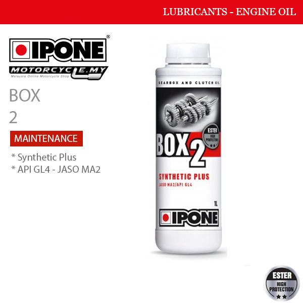 IPONE Box 2 Malaysia