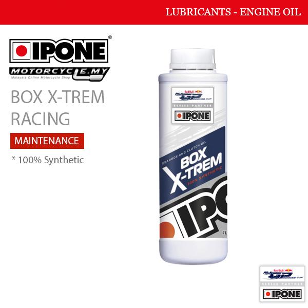 IPONE Box X-Trem Racing Malaysia