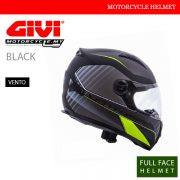 GIVI Black Full Face Vento Helmet Malaysia