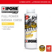 IPONE Full Power Katana 15W50 Malaysia