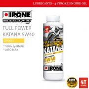 IPONE Full Power Katana 5W40 Malaysia