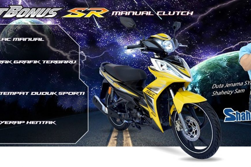 New Year Voucher RM388 for SYM Models -