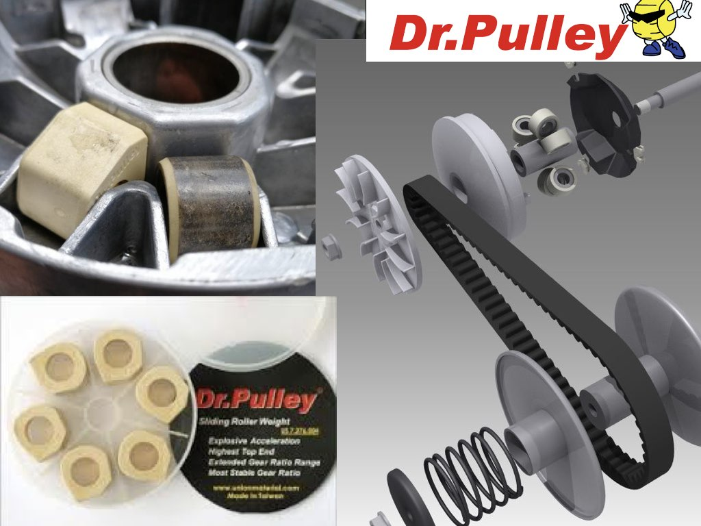 Dr Pulley Malaysia | Most Valuable Upgrade & a Must Have for