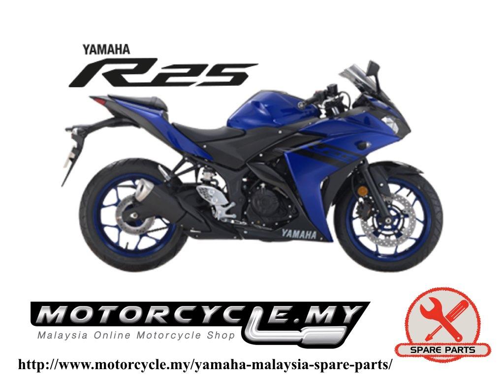 Yamaha Malaysia Spare Parts