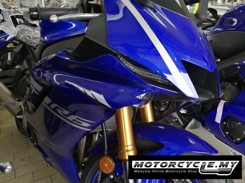 Yamaha R6 2018 Malaysia