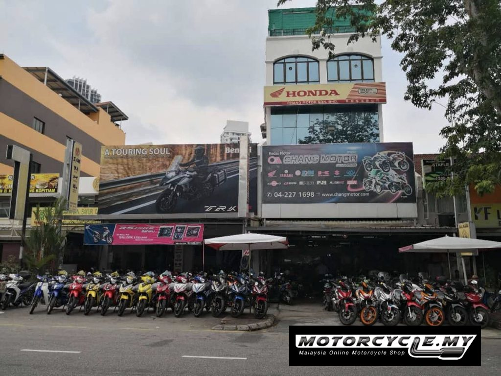 Chang Motor Sdn Bhd