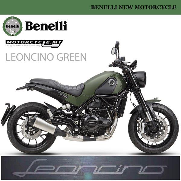 BENELLI LEONCINO MALAYSIA.002