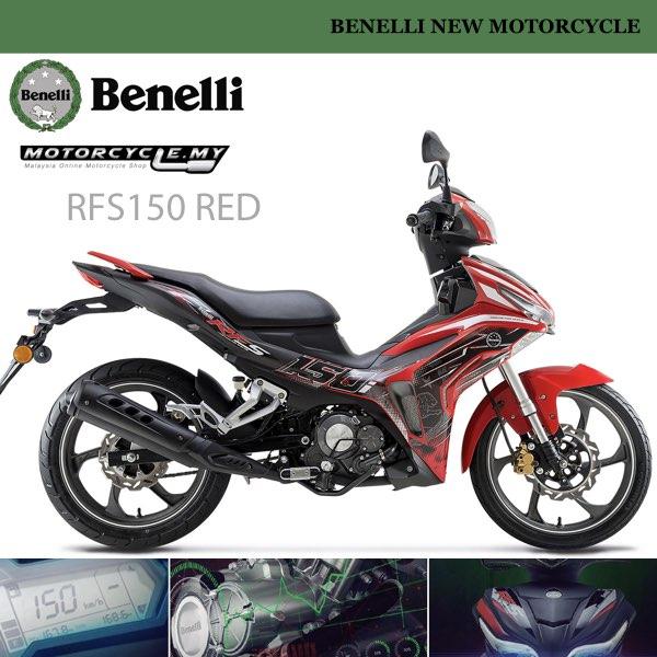 BENELLI RFS150 MALAYSIA