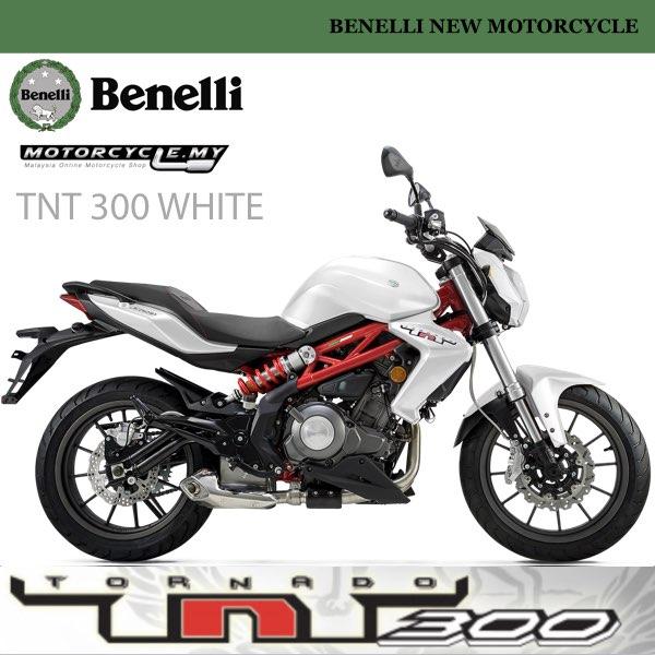 BENELLI TNT 300 MALAYSIA