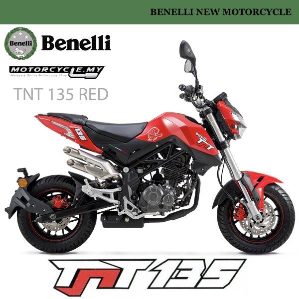 BENELLI TNT135 MALAYSIA PRICES