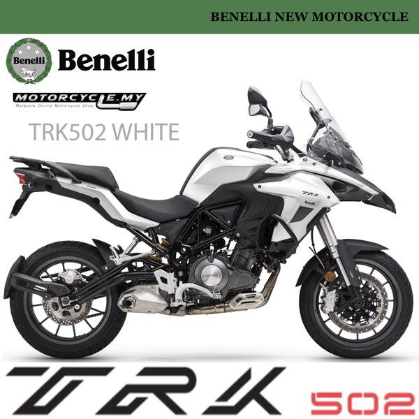 BENELLI TRK502 MALAYSIA