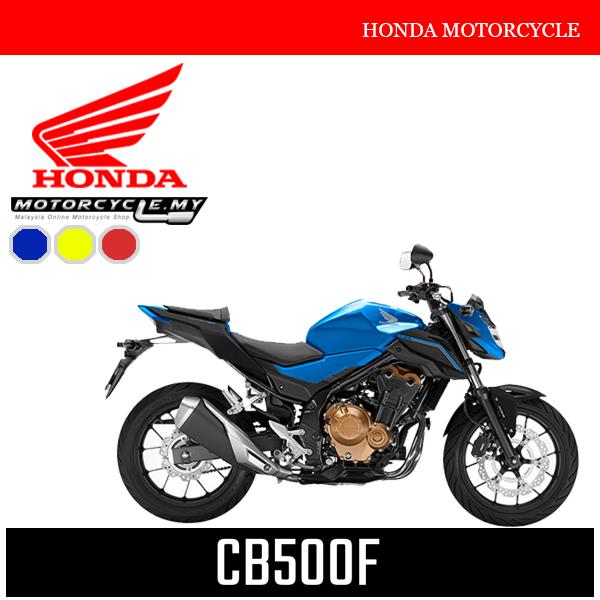 Honda CB500F Malaysia