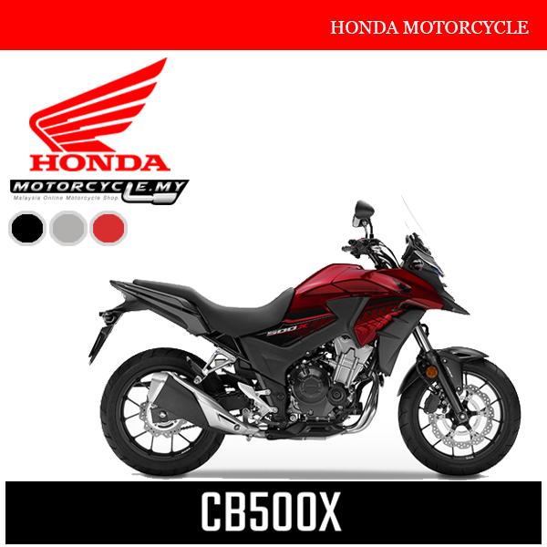 Honda CB500X Malaysia