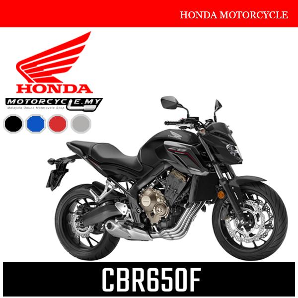 Honda CB650F Malaysia