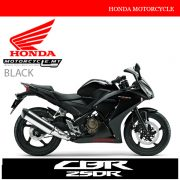 Honda CBR250R Malaysia Black