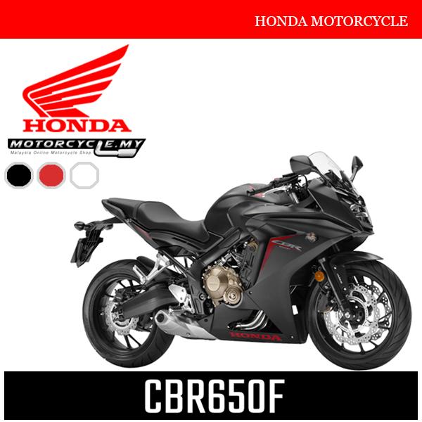 Honda CBR650F Malaysia