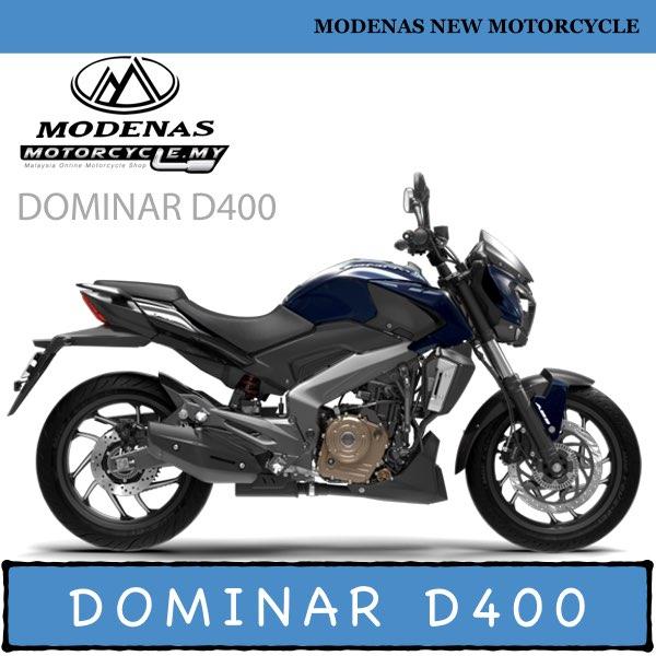 MODENAS DOMINAR 400 MALAYSIA