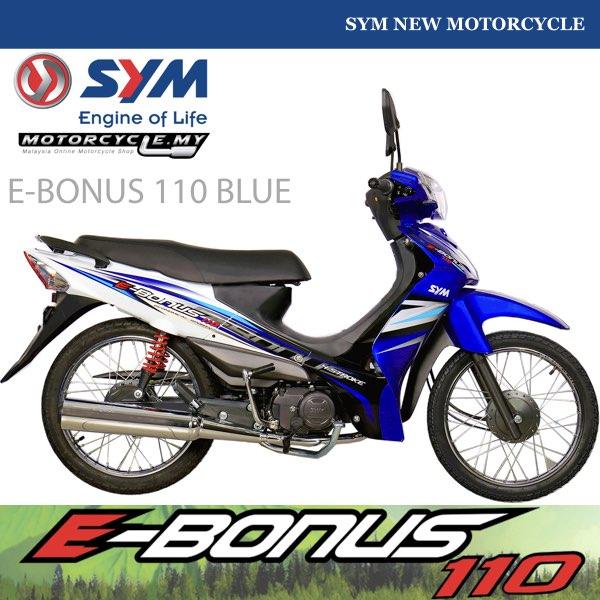 SYM E BONUS 110 MALAYSIA