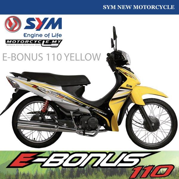 SYM E BONUS 110 MALAYSIA.002