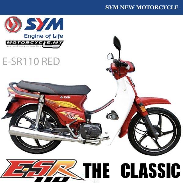 SYM ESR 110