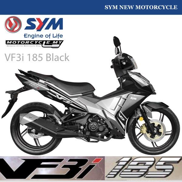 SYM VF3I 185 MALAYSIA