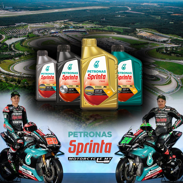 PETRONAS Sprinta engine oil 2