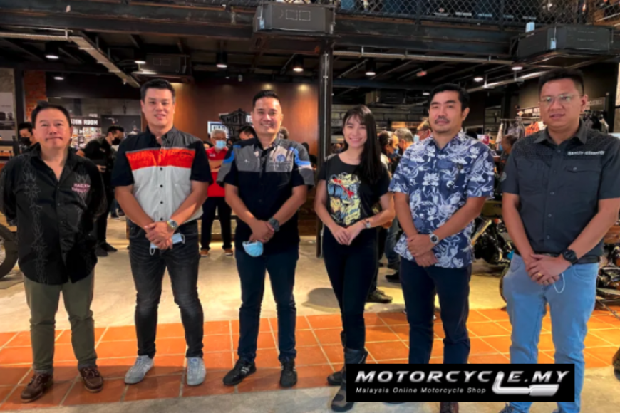 The 2021 Models of Harley-Davidson Launched in Malaysia