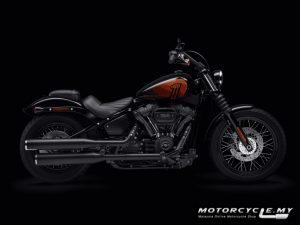 Harley Davidson Street Bob Model Malaysia