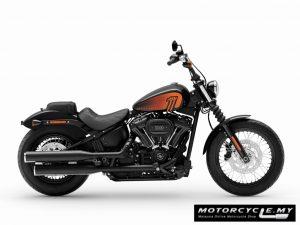 Harley Davidson Street Bob Special Malaysia